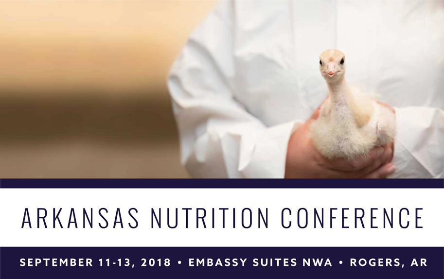 Nutrition Conference flyer
